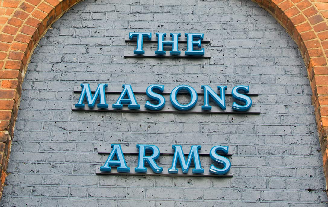 The Masons Arms, Kensal Green